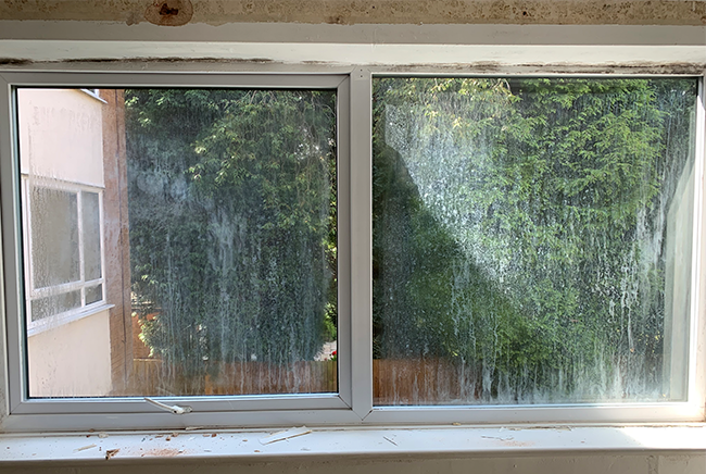 Misted Glass replacement lichfield