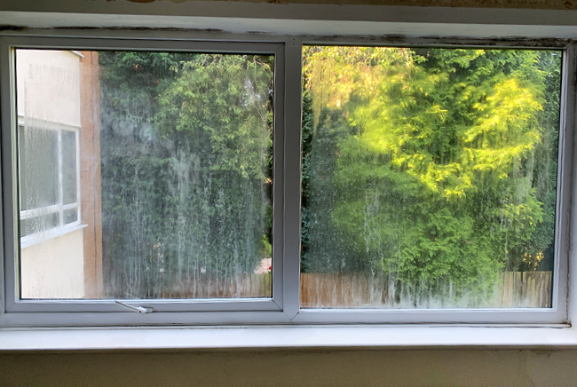 misted double glazing replacement